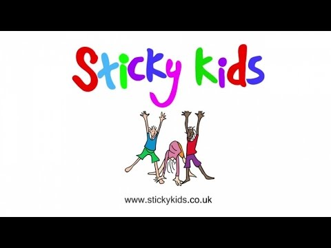 Sticky Kids - Music Music Music - Stream Video