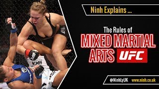 The Rules of Mixed Martial Arts (MMA or UFC) - EXPLAINED!
