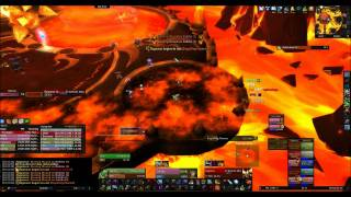 Mutation Team vs Ragnaros 10 Man Hunter Pov