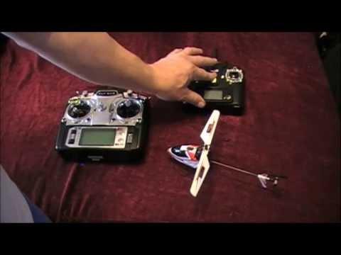 Bind a Flysky FS-T6 to V911