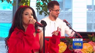 Download Lagu Halsey - Bad At Love Good Morning America Gratis STAFABAND