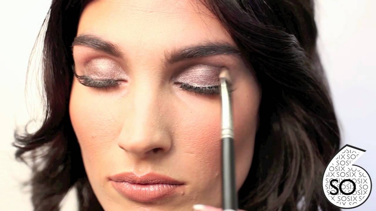 Kate Middleton eyes- Professional Makeup Tutorial - YouTube