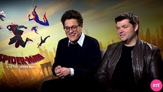 We talk to Phil Lord and Christopher Miller about Spider-Man Into the Spider-Verse