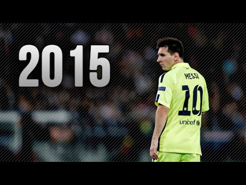 Lionel Messi - Goals & Skills 2014/15 HD