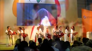 Mocha Ethiopia Dance Group in JAPAN