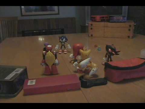 Sonic Stop Motion Adventures: THE MOVIE 2: Part 3