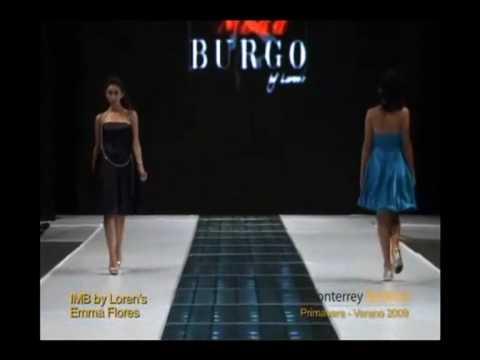 Yearly fashion show istituto di moda burgo 2009 youtube for Burgo istituto