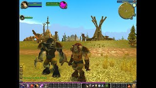this is what WoW looked like in 2001...
