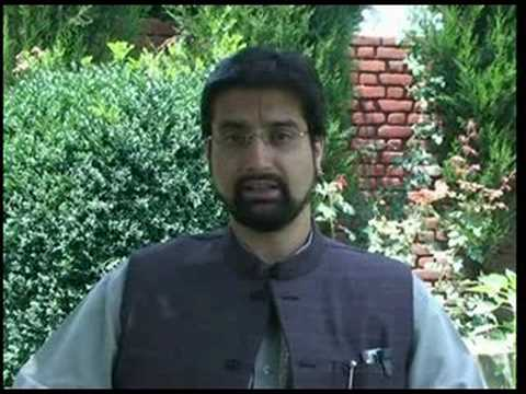 Mirwaiz on EU resloution