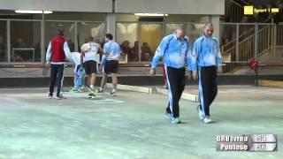 Serie A volo 2016 - 9a giornata - BRB Ivrea - Pontese - Sintesi Raisport