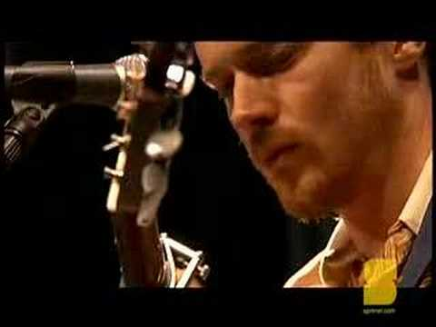 Damien Rice - Canonball Live