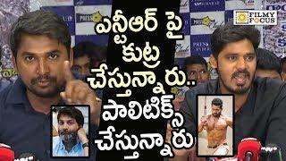 Media Reporter Superb Punch to Rayalaseema People on NTR and Aravinda Sametha Movie Controversy