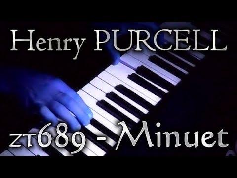 Пёрселл Генри - New Menuett