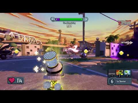 Plants vs. Zombies: Garden Warfare - Gameplay Walkthrough Part 228 - Too Many Scientists! (PC)