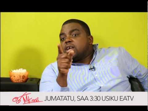 Mkasi Promo With Adam Juma