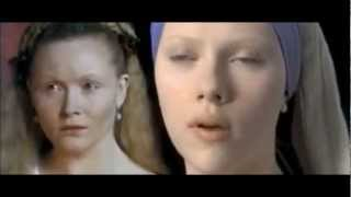 Girl With a Pearl Earring Book Trailer