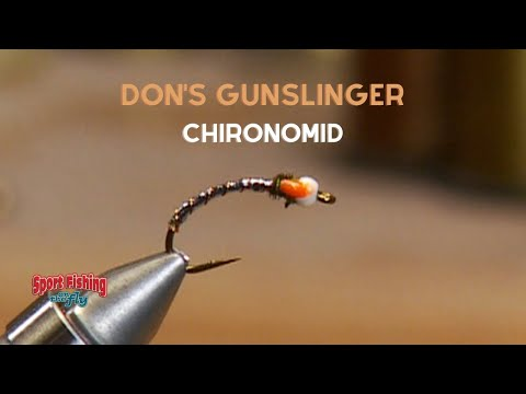 Don's Gunslinger Chironomid