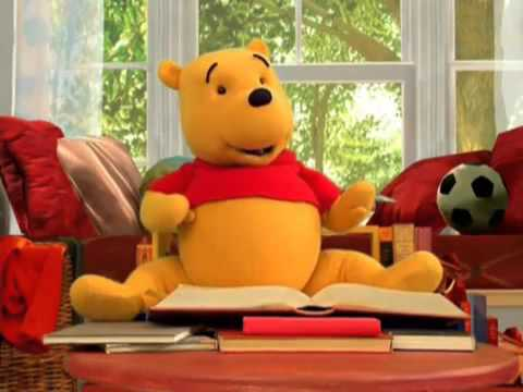 Winnie The Pooh:the Book Of Pooh Stories From The Heart video