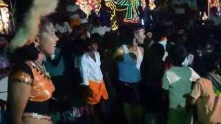 karakattam village hot dance 27/04/2015