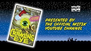 MST3K: The Crawling Eye (FULL MOVIE) with annotations