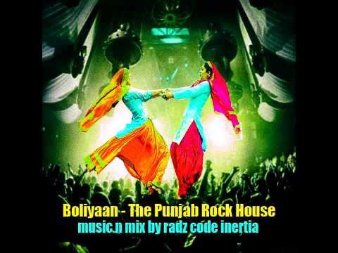 Boliyaan - The Punjab Rock House