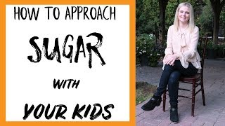 Healthy Halloween For Kids: Approaching SUGAR + Dietitian Tips
