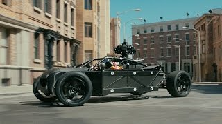 The Rig That Transforms Into ANY Car: The Mill BLACKBIRD - Top Gear Magazine