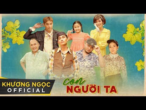 MV Hài Tết hay nhất 2018 - CON NGƯỜI TA - Khương Ngọc, Tiến Luật, Vinh Râu, Khả Như, BB Trần thumbnail