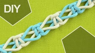 Switch Knot / DIY Tutorial