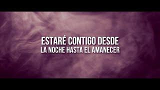 DUSK TILL DAWN -  ZAYN FT SIA (COVER) | LETRA EN ESPAÑOL / INGLÉS