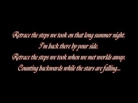 Anberlin - Retrace Lyrics | MetroLyrics