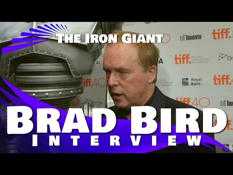 The Iron Giant Signature Edition: Brad Bird Interview