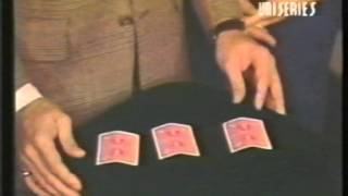 La mosqueta (Three card monte) - Esto es increible