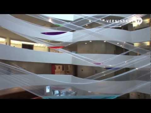 Gutai: Splendid Playground. Retrospective at Guggenheim Museum, New York
