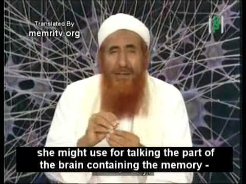 Iqraa TV (Saudi Arabia) - Scientific Proof that Women Cannot Talk and Remember Simultaneously