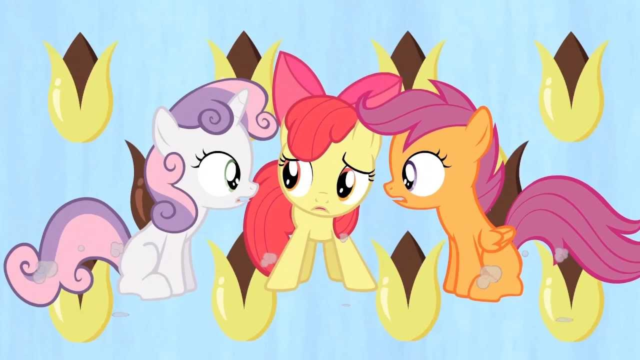 My little pony babs seed dub pl hd youtube for Little pony watches