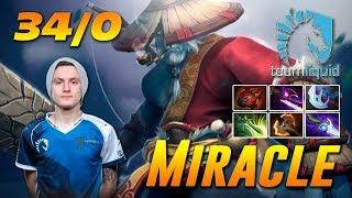 Miracle Phantom Lancer 34/0 Unkillable Pro Dota 2