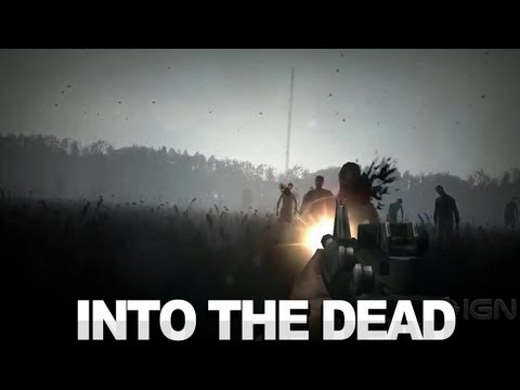 Into the Dead - Trailer