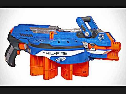 Top 10 Nerf Guns of 2012-2013 Best of All