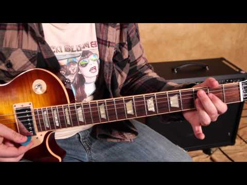 Allman Brothers Inspired Blues Rock Guitar Lesson - Southbound Style Blues Progression