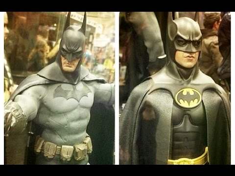 HOT TOYS 2014 SAN DIEGO COMIC CON FULL FIGURE PREVIEW