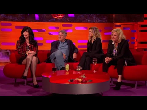 Cher discusses Hashtag 'NowThatChersDead' - The Graham Norton Show