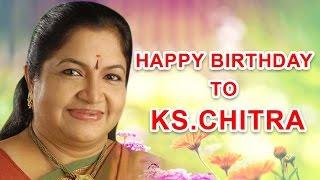 KS Chithra Birthday Special | #HappyBirthdayKSChithra