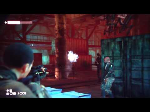 Terminator Salvation video game playthrough pt18