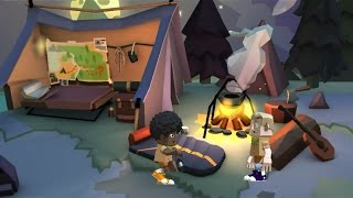 """Scary Camp"" with Toontastic 3D by Google"