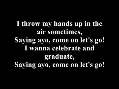 "Minford Kindergarten Graduation ""Dynamite!"" - YouTube"