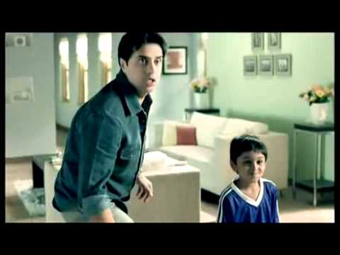 LG Air Conditioners (AC) commercial ad - foot...