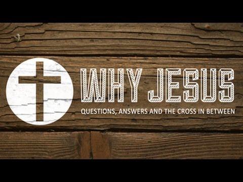 Why Do I Need Jesus?