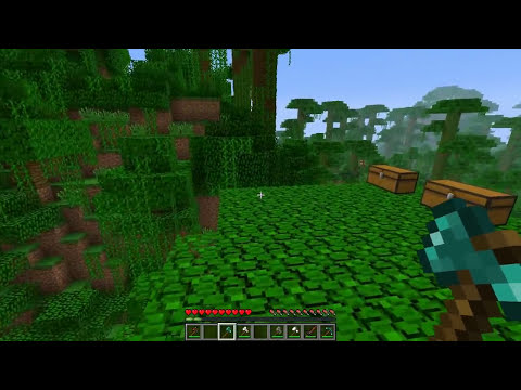 Minecraft Mod Showcase: Useful Tools - Tools with Abilities!