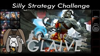 VainGlory Silly Strats Challenge ~ Peek-A-Boo Glaive